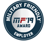 SpartanNash award – 2019 Miltary Friendly® Employer
