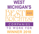SpartanNash award – West Michigan's Best and Brightest® Companies to Work For, The National Association for Business Resources 2013, 2014, 2015, 2016, 2017, 2018
