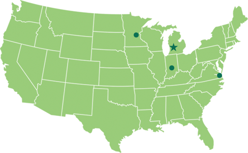 SpartanNash corporate service center locations