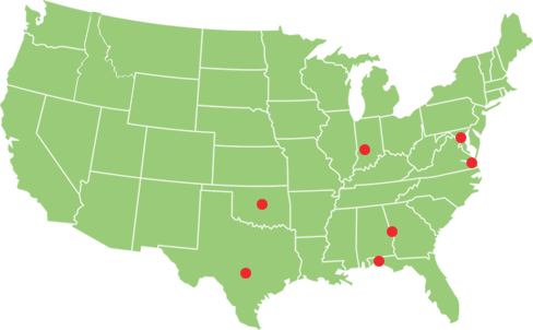 SpartanNash MDV distribution center locations