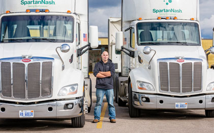 CDL Driver careers at SpartanNash