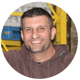 SpartanNash employee testimonial: John, Warehouse