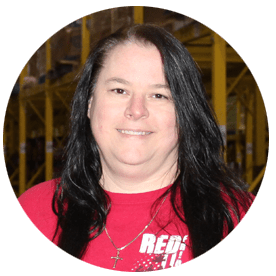 SpartanNash employee testimonial: Patty, Grocery Warehouse Superintendent
